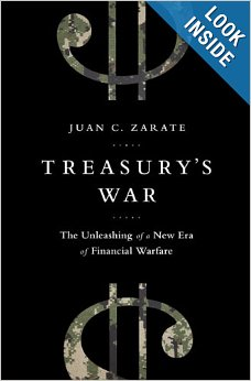 Treasury's War cover