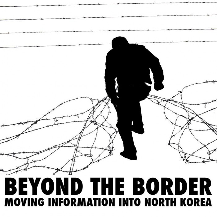 graphic: Beyond the Border: Moving Information into North Korea