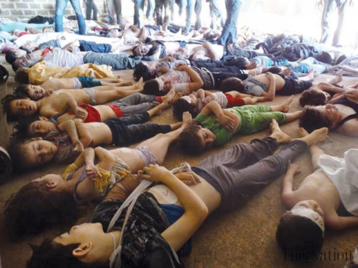 Source: http://nation.com.pk/national/22-Aug-2013/1-300-die-insyriachemical-attack